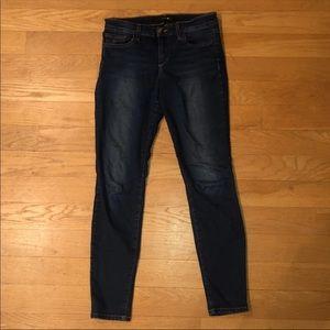 Joe's Jeans Skinny blue Jeans